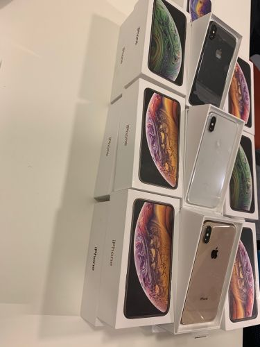 New open box iPhone XS 256 offer
