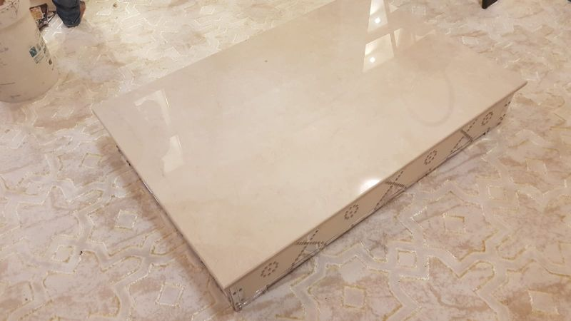 table with top marble