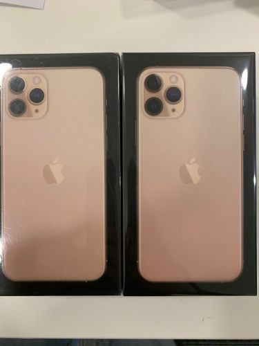 Offer iPhone 11 Pro 64 gb gold