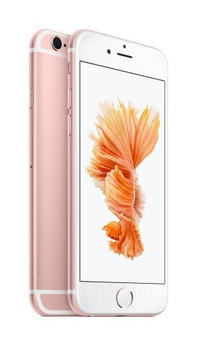 iPhone 6s rose gold 16 go