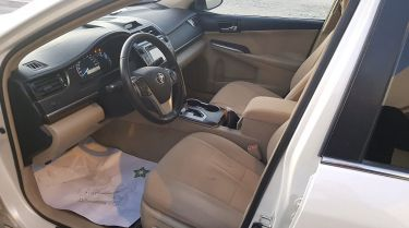 Camry 2012 in very good condition