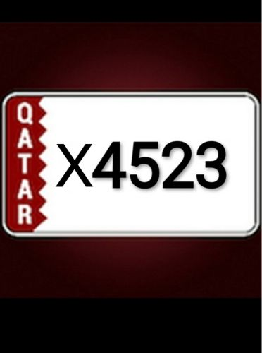 Special number X4523
