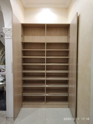 shoes  cupboard
