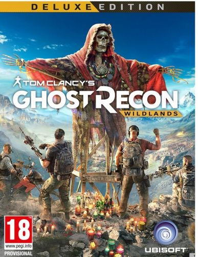 Ghost Recon wild lands deluxe ed