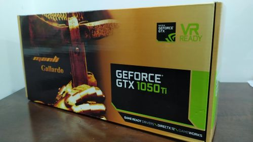 GTX1050TI-4GB graphic card