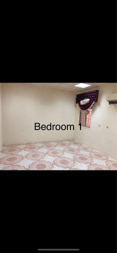 2bedrooms 1 hall 1 guestroom/stor