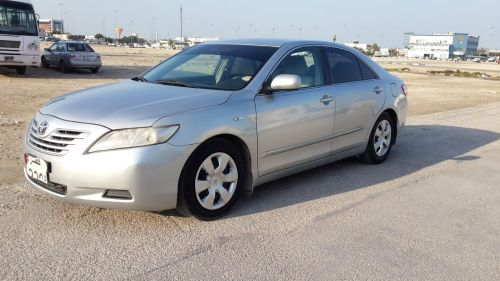 Required Toyota camry 2007