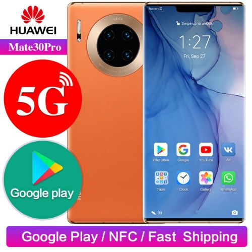 Mate 30 Pro 5G 256GB  Google New