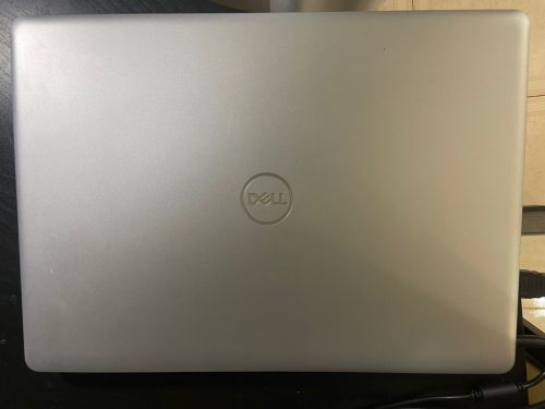 3 months old Dell laptop