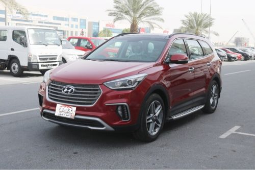 New Grand SantaFe Full option