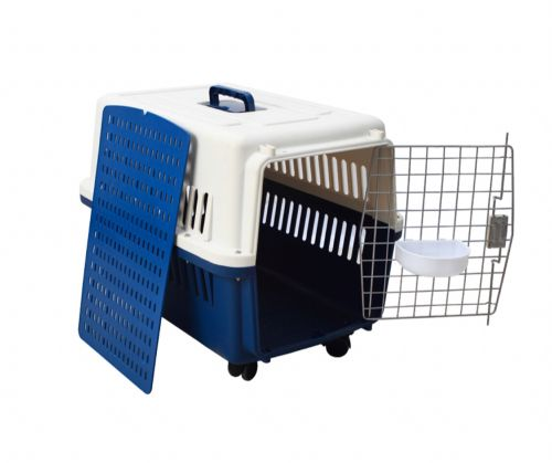 dogs travel cage