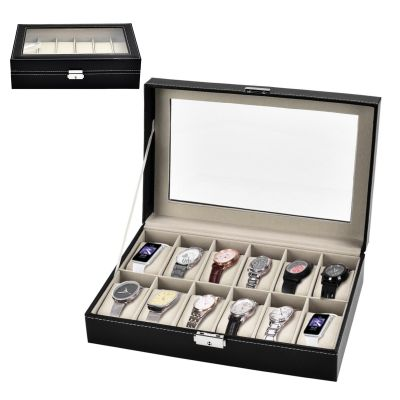 watch box 12 slots