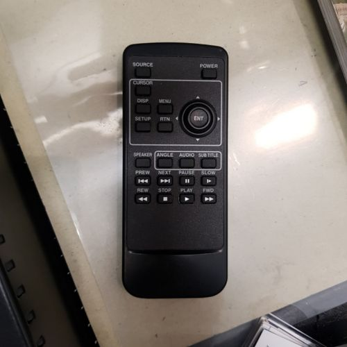 remote for DVD PAJERI