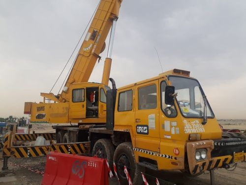 50 ton crane for sell