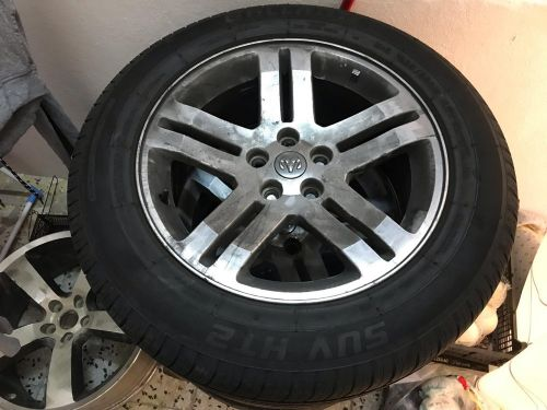 Dodge charger wheel