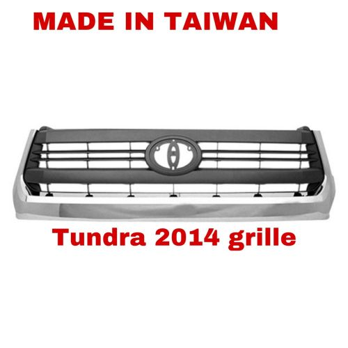 Tundra grille 2014