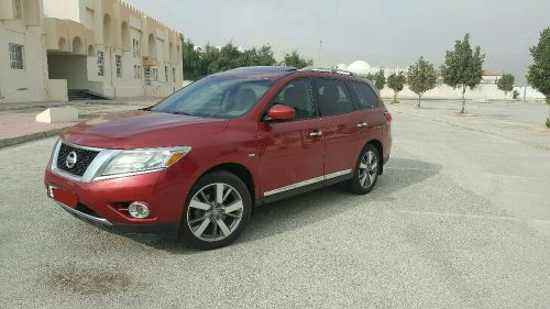 Nissan pathfinder 2013 SV fully