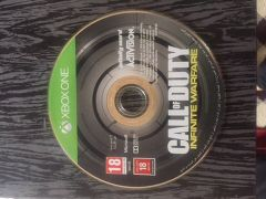 Cd for XBOX call of duty