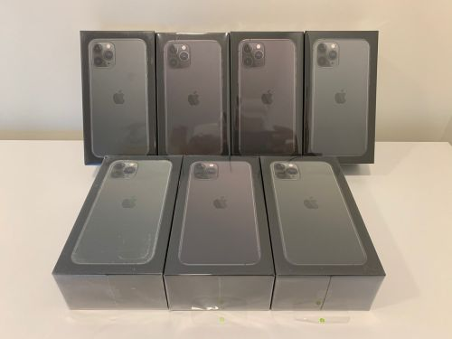 Offer new iPhone 11 Pro 64