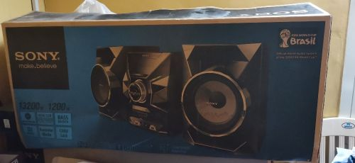 Sony Speakers without Amplifire