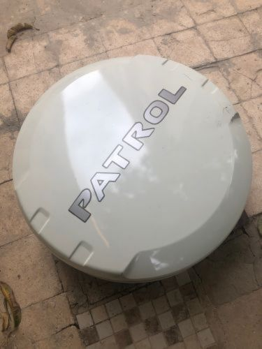 wanted spare Tyre cover Nissan