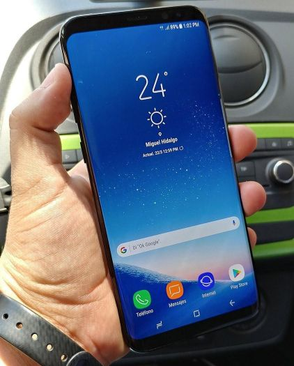 Samsung Galaxy S8Plus