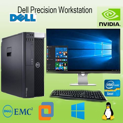 Dell Workstation Business Station  PC P