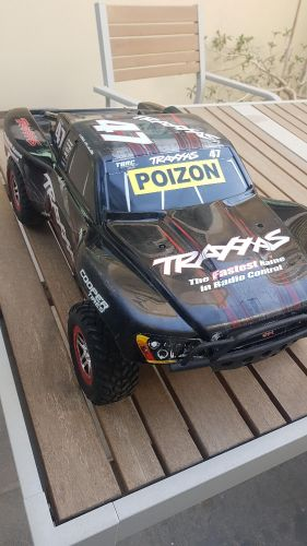 Traxxas Slash 4x4 Brushless