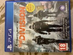 The division. PS4,66113889