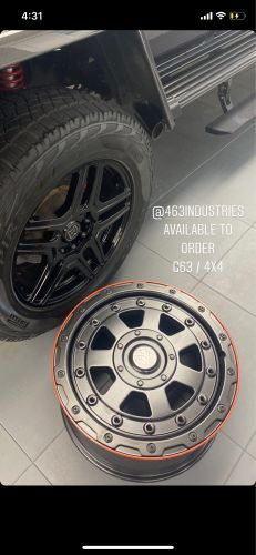 G63 rims 46industries