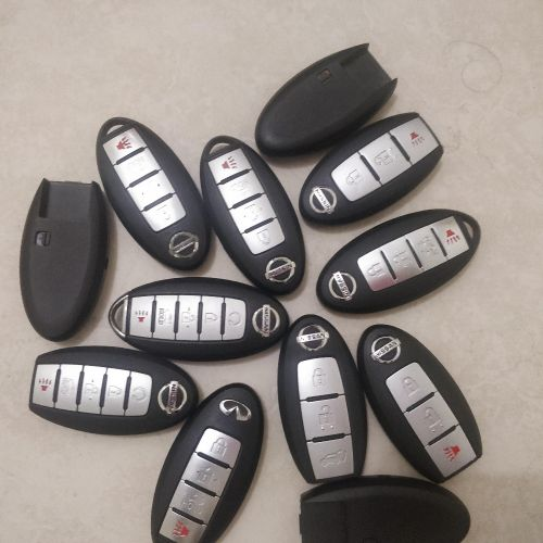 Nissan All Remote Key Available