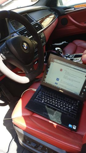 BMW diagnostic with Dealer Softw