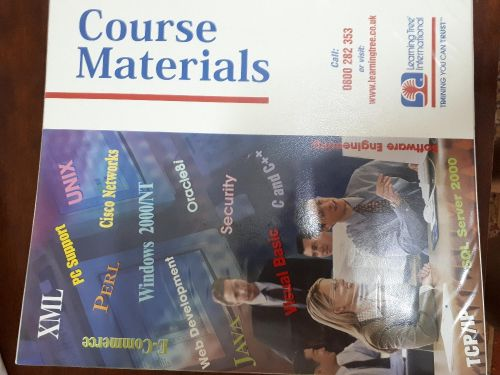 Course material on Tech. Writing