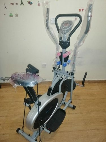 Exercise cycle