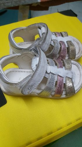 Geox sandals for baby girl
