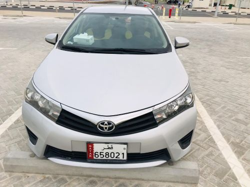 Toyota Corolla 2015 1st owner
