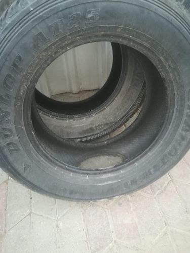 Dunlop tyres for Toyota Cruiser