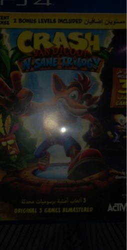 Crash 3 for ps4 for ps4