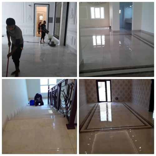 all kind of marble polishing