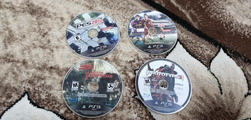 Ps3 game's