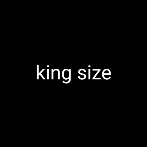 I need king size bedroom