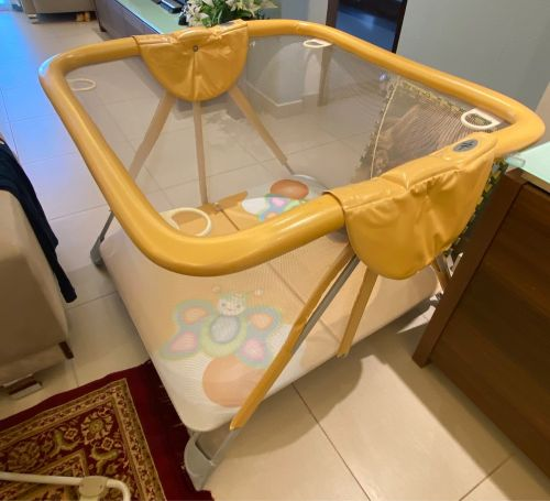 Baby play place