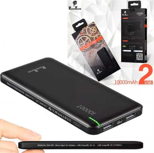 Power bank fast charge 10000