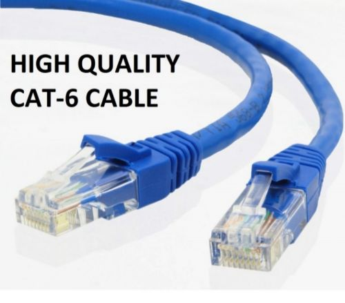 internet network cat 6 cable