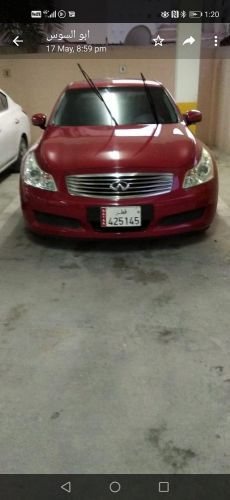 infinity G35 2008 for sale
