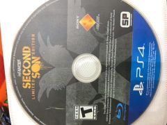 Infamous Second Son-Limited Edtin