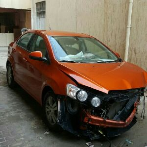 spare parts_Chevrolet Sonic_2011