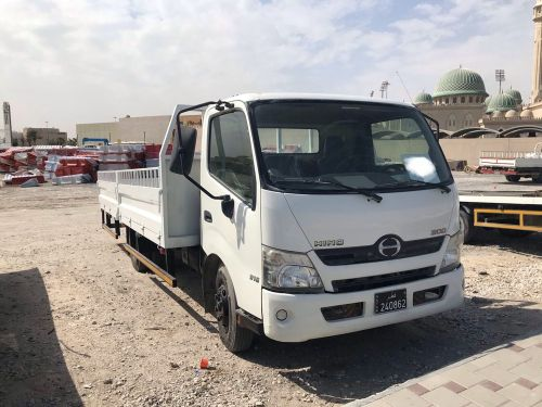 Excellent Cond 7Ton Hino Pickup