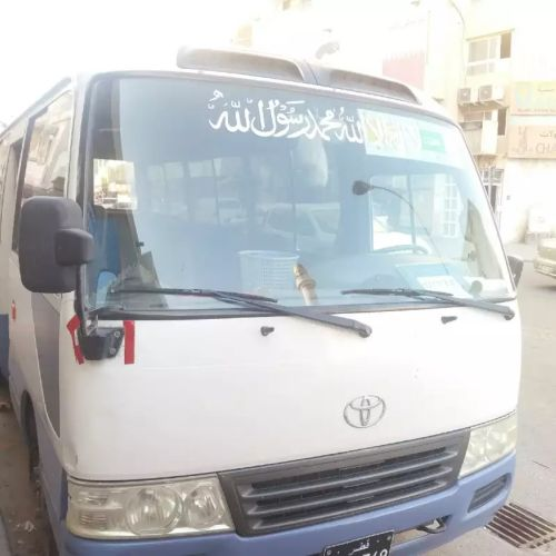 bus for  rent week monthly avail