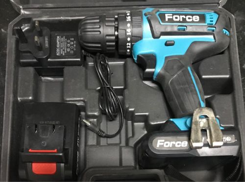RECHARGEABLE DRILL